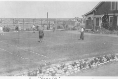 Prairie Wimbledon, Tennis Anyone