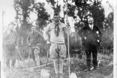 HRH Tree Planting 1923