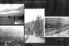 A visit to Canmore and Field prt1