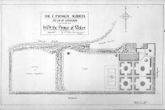 E P Ranch Plan of Grounds